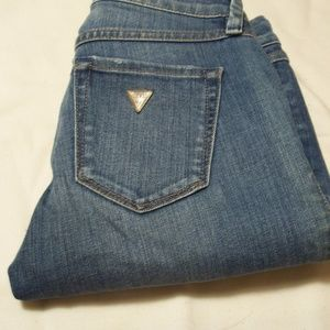 VINTAGE GUESS JEANS SZ 23 BRITTANY SKINNY